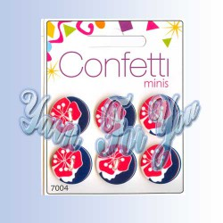 Button Fashion Пуговицы Confetti 7004