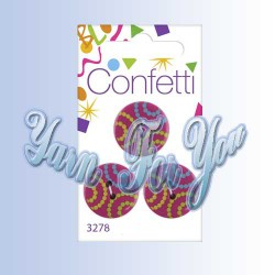 Button Fashion Пуговицы Confetti 3278