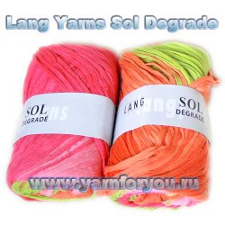 Lang Yarns. Sol Degrade 65
