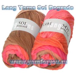 Lang Yarns. Sol Degrade 59