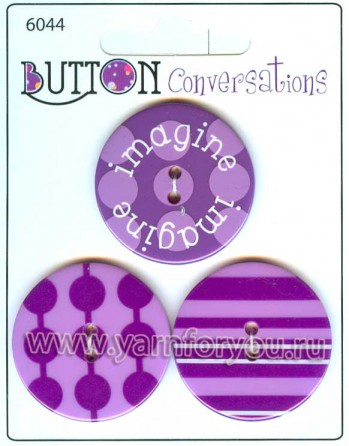 Button Fashion Пуговицы Sensations. 6044