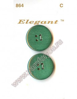 Button Fashion Пуговицы Elegant 864 C