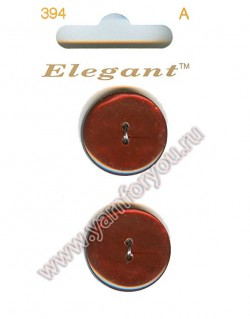 Button Fashion Пуговицы Elegant 394 A