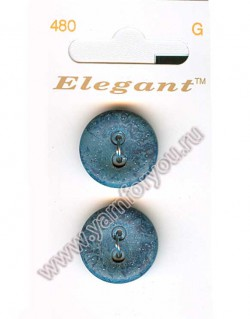 Button Fashion Пуговицы Elegant 480 G
