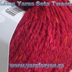 Lang Yarns. Seta Tweed 60