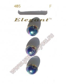 Button Fashion Пуговицы Elegant 485-F