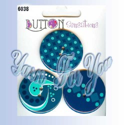 Button Fashion Пуговицы Sensations. 60038